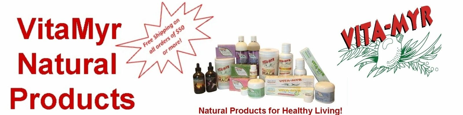 Vitamyr Natural Products