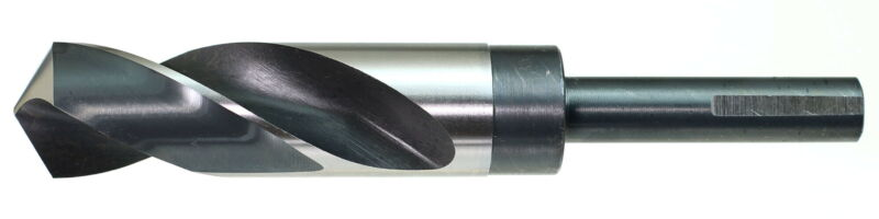 "1000E133 33/64, Silver And Deming Drill 1/2"" Shank - Drillco Cutting Tools"