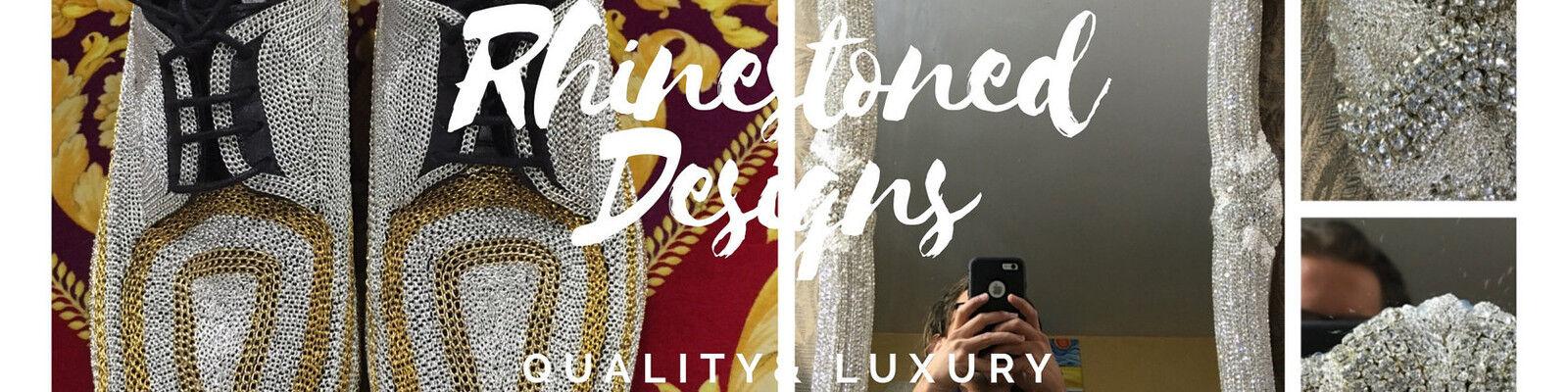 Rhinestoned Designs