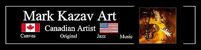 Mark Kazav Fine Art