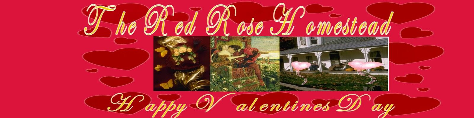 The Red Rose Homestead