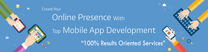 Top-Notch Android, iOS Mobile App Development Company
