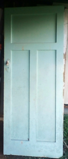 OLD STYLE TIMBER DOORS