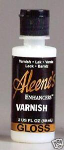 Aleenes Art Craft Acrylic GLOSS Varnish 59ml Decoupage
