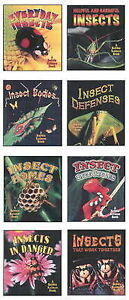 World of Insects Series by Bobbie Kalman (Hardback, 2006)