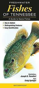 Freshwater Fishes TN by Quick Reference Publishing -Paperback
