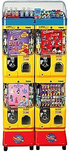 looking to buy vending routes- bulk, candy, tomy gacha, capsules