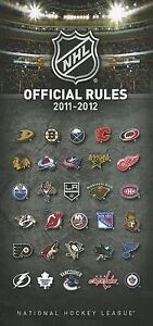 2011 Official Rules of the NHL by Nhl (P...