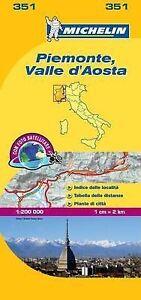 Piemonte and Vallee Aoste 2007, Michelin
