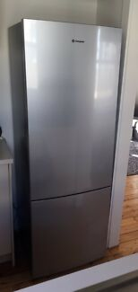 370L Stainless Steel Westinghouse Upside Down Fridge