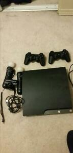 Playstation 3 and 10 games