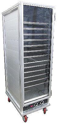 Adcraft Heater Proofer Cabinet Set Model Pw-120
