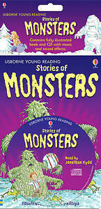 None, Punter, Russell, Stories of Monsters (Young Reading (Series 2)), Very Good