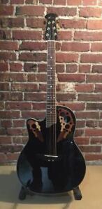 Guitare électro-acoustique Ovation LCS247 Gaucher (i014703)