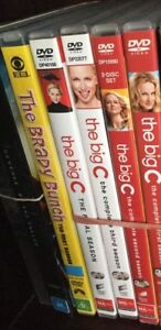 THE BIG C. DVD SERIES & BRADY BUNCH Beresfield Newcastle Area Preview