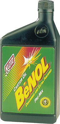 KLOTZ BENOL RACING CASTOR OIL 2 CYCLE  32OZ BC-172