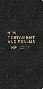 NIV Diary New Testament and Psalms by New International Version Hardback 2013 - <span itemprop=availableAtOrFrom>Bourne, United Kingdom</span> - Items must be returned in new condition, still sealed where applicable. Full policy detailed on www.examots.co.uk Most purchases from business sellers are protected by the Consumer Contrac - Bourne, United Kingdom