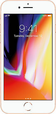 Apple iPhone 8 Gold 64GB A1905 LTE GSM AT&T - Really Good