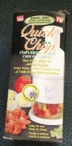 """As Seen on TV """"Quick Chop"""" for sale London Ontario image 1"""