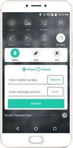 YU-Yunicorn-YU5530-Mobile-Phone-4GB-32GB-4G-Gold