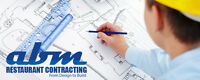 **Restaurant Design & Construction**ABM Restaurant Contracting**