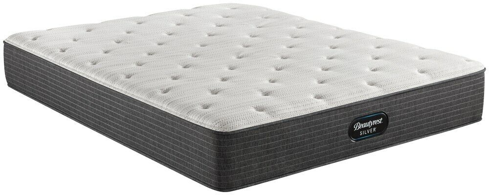 New King Simmons Beautyrest BRS900 Medium Firm Mattress