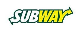 Subway sandwich Artist.