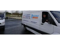 LOCAL AND NAWTIONWIDE MOVERS, VAN AND MAN BALSALL COMMON, NO JOBS TOO BIG OR TOO SMALL