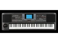 Korg micro arranger keyboard