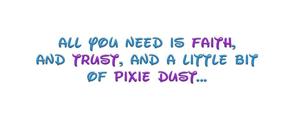 Pixie Dust Dreams