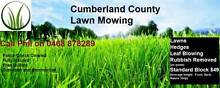 Cumberland County Lawn Mowing Blacktown Blacktown Area Preview