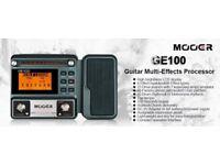 Mooer multi effects pedal