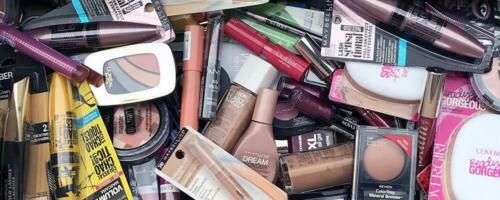 Lot of 30 Big Brands Makeup Wholesale No Duplicates- No Nail Polish