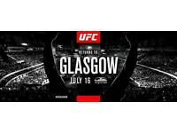Ufc middle tier seat tickets for sale