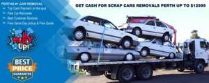 Need More Cash For Your Old, Junk & Unwanted Car? We'll Pay More Here! Welshpool Canning Area Preview
