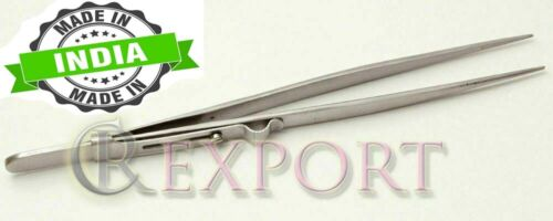 50pcs Holder Pickup Tool Serrated Slide Locking Diamond Jewelers Tweezers ATTL1.