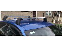 Bmw 3 series genuine oem roof bars f30/31
