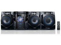 Samsung Mini Hi-Fi System FWM608/12 - Never Used