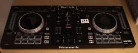 Numark Mixtrack Platinum with Serato