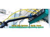 Waterfed Pole Window Cleaning System