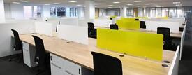 EC4 Co-Working Space 1 -25 Desks - Mansion House Shared Office Workspace