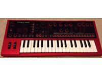 'As New' Roland JD-Xi Limited Edition Red - fully boxed with PSU, mic, manual & official overlays