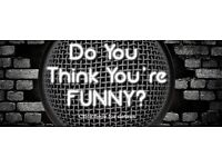 Comedians and Funny People Needed for Online Project!