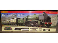 Hornby 00 Train set 'The Southern Belle'.Brand new in box