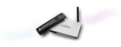 AVOV Cellon TV (Olli) 4K Streaming Media Player ( The King Of Stream) OTT IPTV