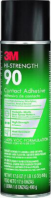 3m 90-24voc40 Hi-strength Spray Adhesive 17.6-oz - Quantity 1