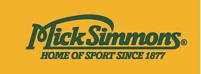 Mick Simmons Sport