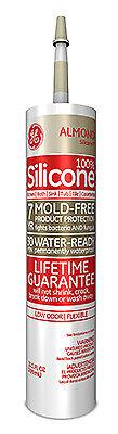 Silicone Ii Kitchen Bath Caulk Almond 10.1-oz.