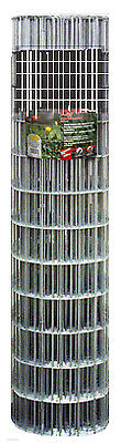 309321a Galvanized Welded Wire Fence 2 X 1-in. Mesh 16-ga. 3 X 25-ft. -