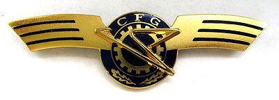 Germany, badge Brustschwinger, Pilot wings, Bordingenieur CONDOR. Top!